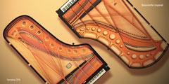 Yamaha CLP-725 digital Piano