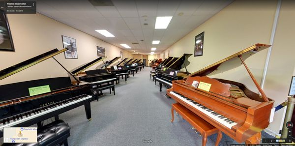 Freehold Music Center Virtual Tour