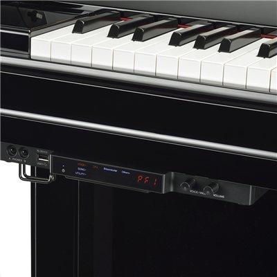 Yamaha SH2 Silent Pianos UI