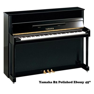 "yamaha b2 pe 45"" upright piano"