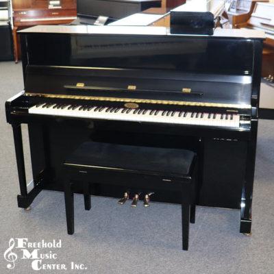 Silent Piano Series