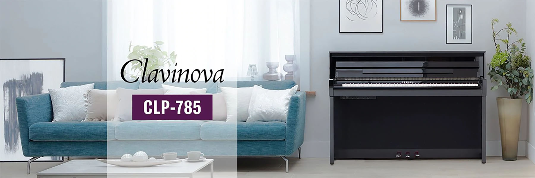 Yamaha CLP-785 Digital Piano