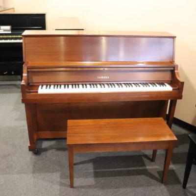 Yamaha P22 Sw Upright Piano