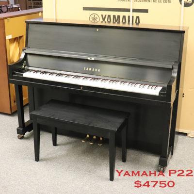 Yamaha P22 SE